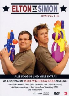 Cover der TV-Serie Elton vs. Simon