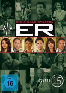 Cover von Emergency Room - Die Notaufnahme (Serie)