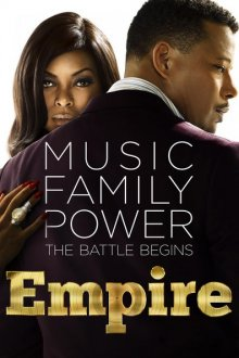 Cover der TV-Serie Empire (2015)