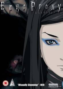 Cover der TV-Serie Ergo Proxy