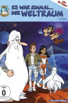 Cover von Es war einmal … der Weltraum (Serie)