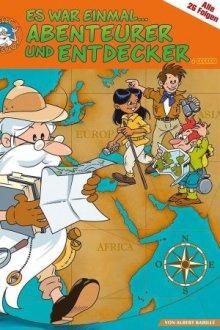 Cover von Es war einmal... die Entdeckung unserer Welt (Serie)
