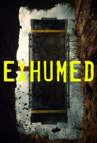 Cover Exhumed (2021), Exhumed (2021)