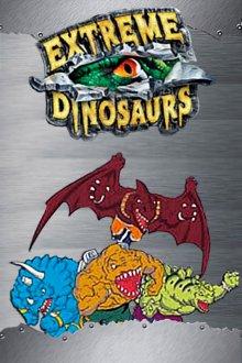 Cover von Extreme Dinosaurs (Serie)