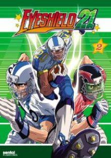 Cover der TV-Serie Eyeshield 21