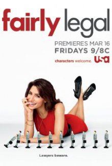 Cover der TV-Serie Fairly Legal