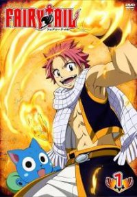 Cover der TV-Serie Fairy Tail