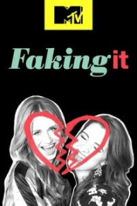 Cover Faking It, Poster