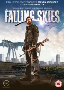 Cover der TV-Serie Falling Skies