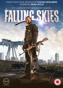 Cover von Falling Skies (Serie)