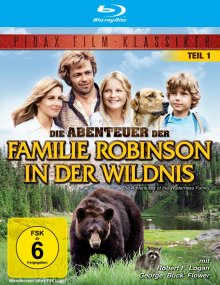 Cover der TV-Serie Familie Robinson