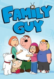 Cover der TV-Serie Family Guy