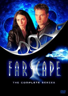Cover der TV-Serie Farscape