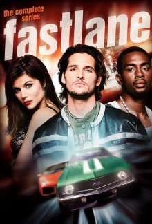 Cover der TV-Serie Fastlane