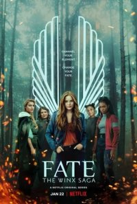 Poster, Fate: The Winx Saga Serien Cover