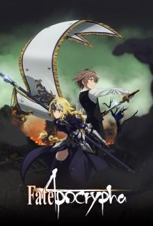 Cover von Fate/Apocrypha (Serie)