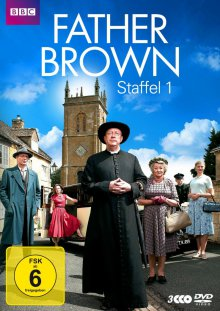 Cover der TV-Serie Father Brown (2013)