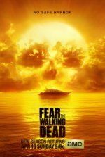 Fear the Walking Dead Serien Cover