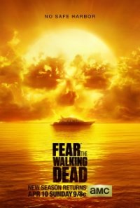 Cover der TV-Serie Fear the Walking Dead