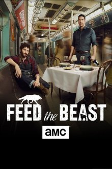 Cover der TV-Serie Feed the Beast