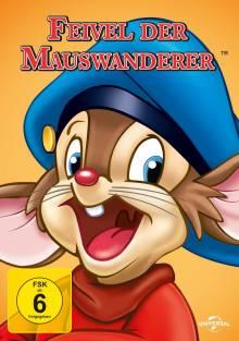 Cover von Feivel, der Mauswanderer und seine Freunde (Serie)