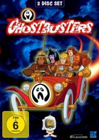 Cover der TV-Serie Filmation's Ghostbusters