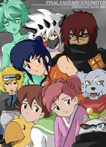 Cover von Final Fantasy Unlimited (Serie)