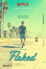 Flaked Serien Cover