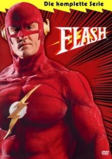 Cover von Flash – der rote Blitz (Serie)