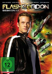 Cover der TV-Serie Flash Gordon