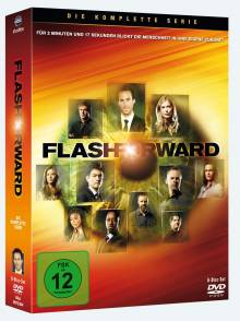 Cover der TV-Serie FlashForward