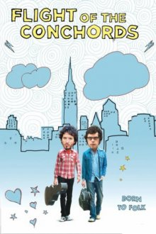 Cover von Flight of the Conchords (Serie)
