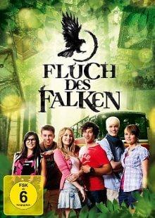 Cover von Fluch des Falken (Serie)