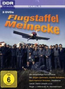 Cover von Flugstaffel Meinecke (Serie)
