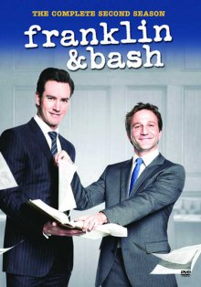 Cover der TV-Serie Franklin & Bash
