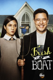 Cover von Fresh Off the Boat (Serie)