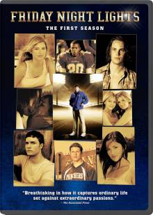 Cover der TV-Serie Friday Night Lights
