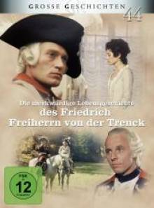 Cover von Friedrich Freiherr von der Trenck (Serie)