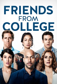Cover von Friends from College (Serie)