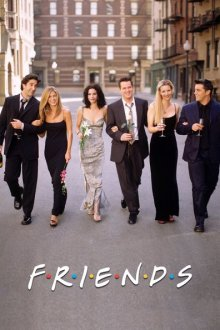 Cover der TV-Serie Friends