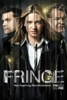 Cover von Fringe - Grenzfälle des FBI (Serie)