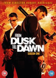 Cover der TV-Serie From Dusk Till Dawn: The Series