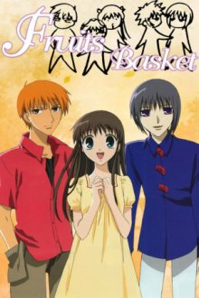 Cover der TV-Serie Fruits Basket
