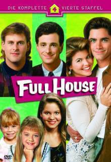 Cover der TV-Serie Full House