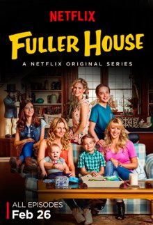 Cover der TV-Serie Fuller House