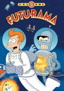 Cover der TV-Serie Futurama