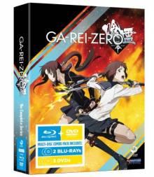 Cover von Ga-Rei: Zero (Serie)