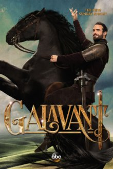 Cover der TV-Serie Galavant