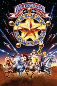 Cover von Galaxy Rangers (Serie)