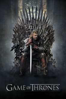 Cover von Game of Thrones (Serie)